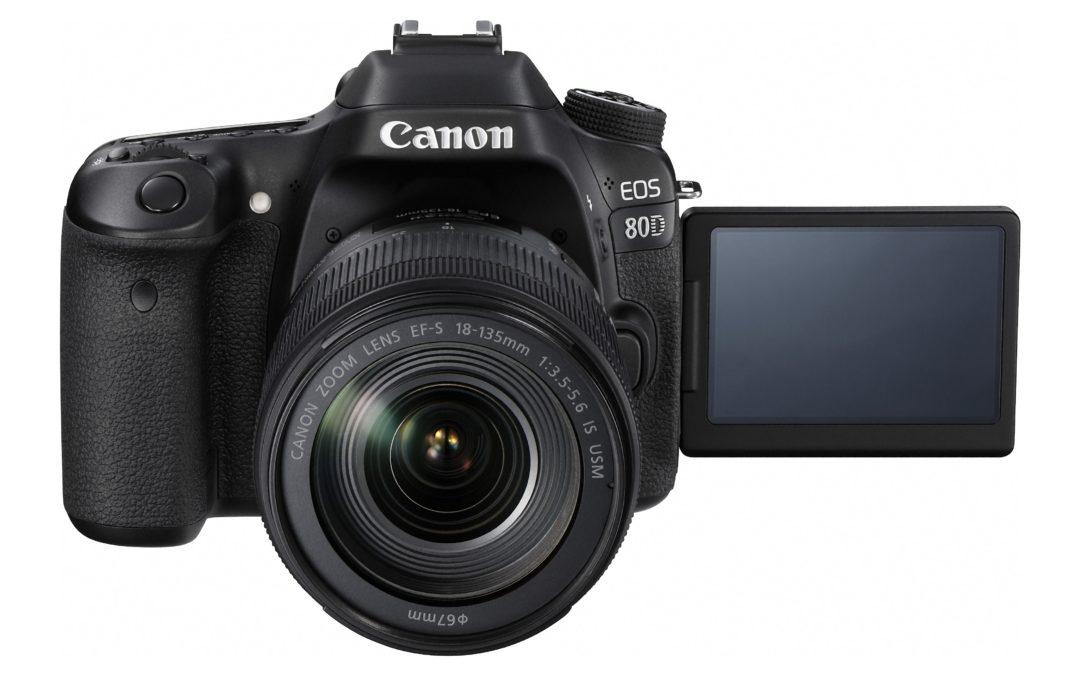 Canon EOS 80D Review (Part 1)