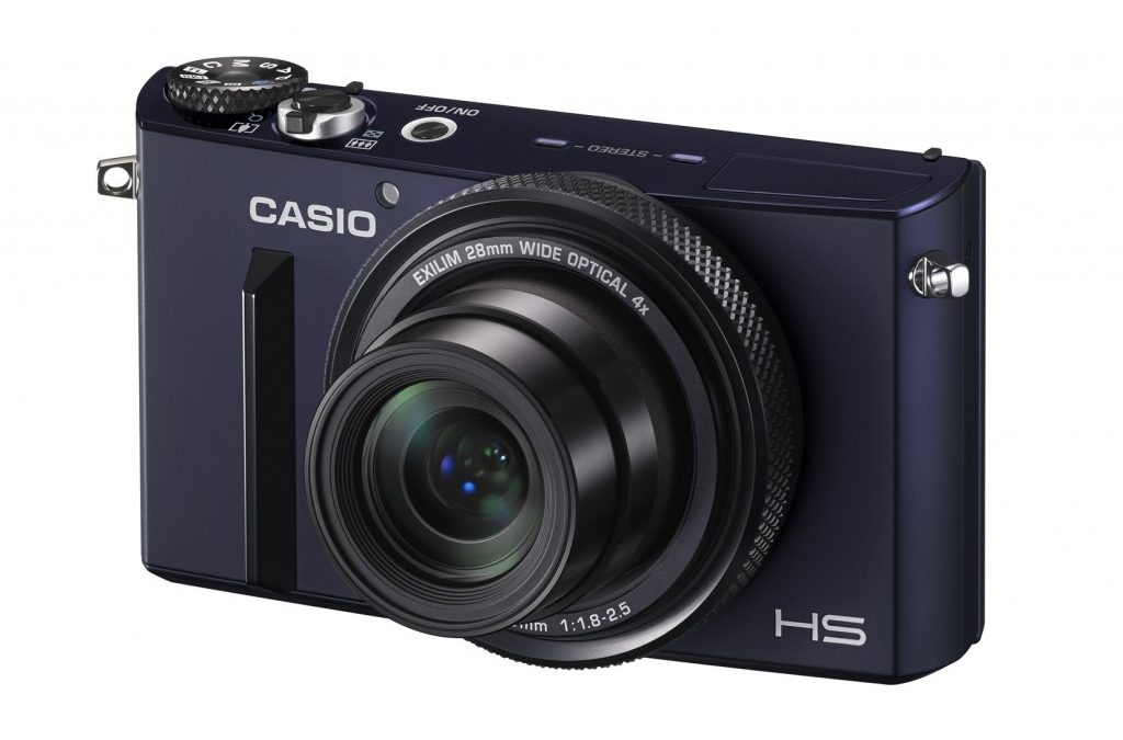 Casio Announces the New Casio EXILIM EX-10