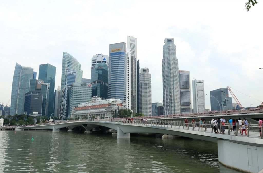 A New Bridge – The Jubilee Bridge