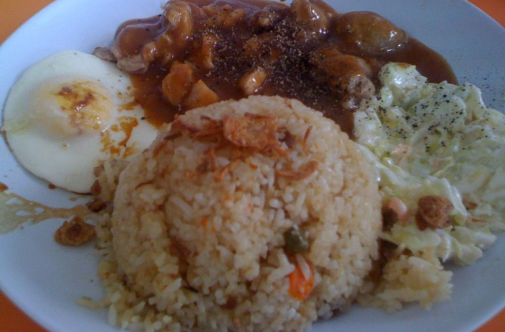 Must Try Food : Supreme Pork Chop Rice