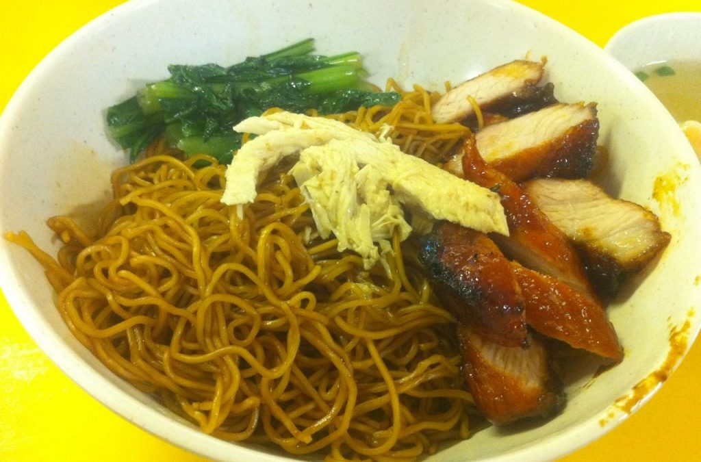 Must Try Food : Qun's Noodles at People's Park Complex