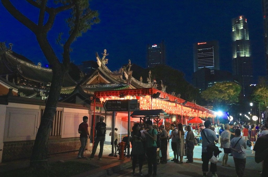 Singapore Heritage Fest 2015 – Light Projection Events