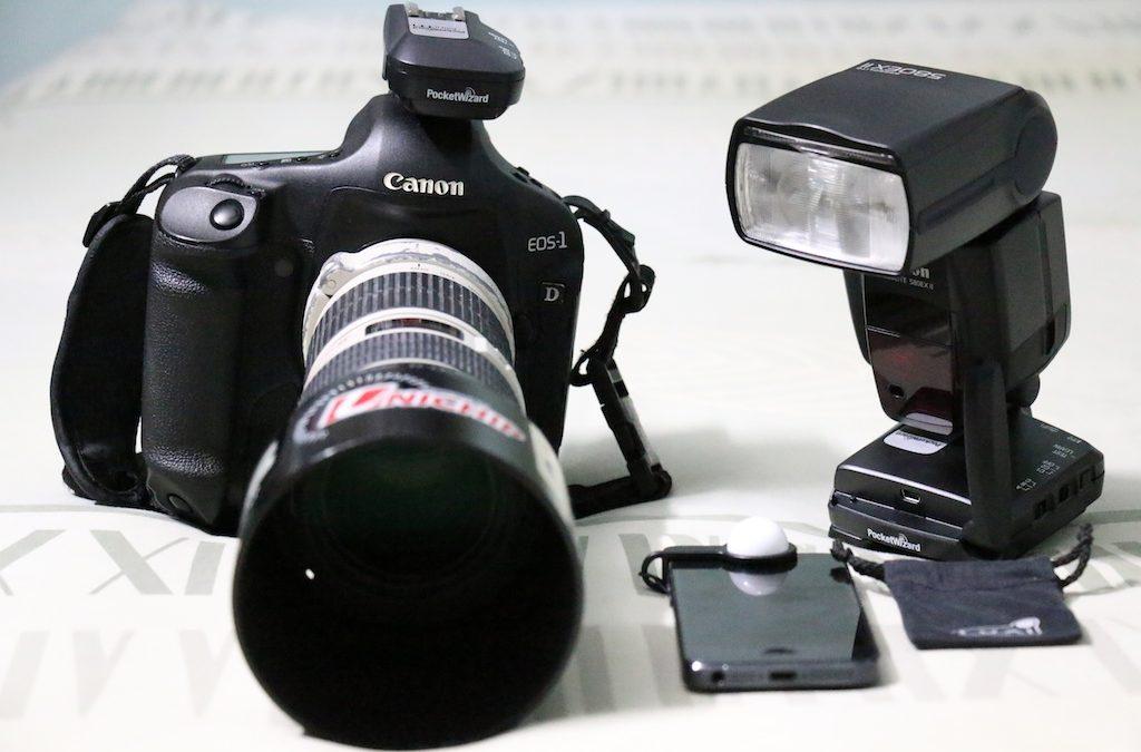 My Basic Lighting Photography Setup