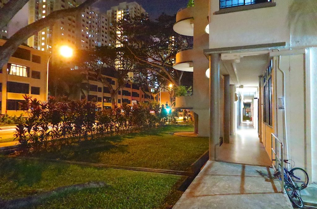 Tiong Bahru Estate – Exploring the Old and New
