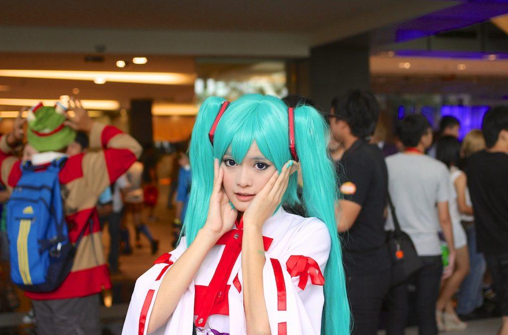 Anime Festival Asia 2013