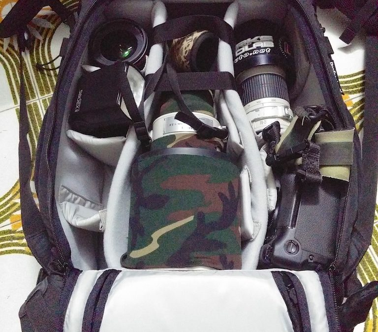 Canon Professional Backpack RL PB-01 Review