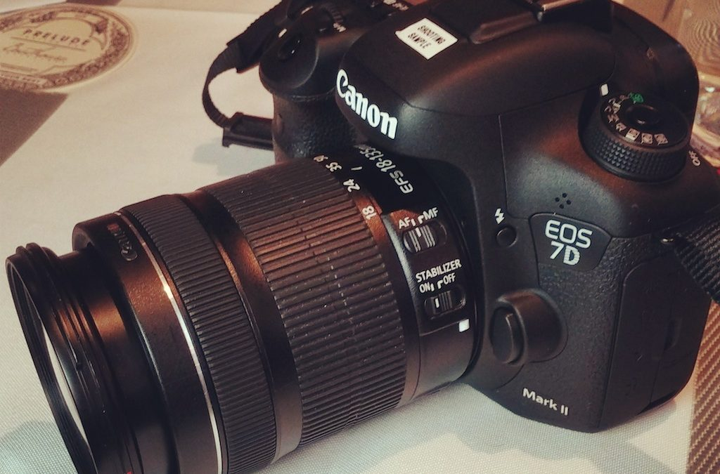Canon EOS 7D Mark II & EF 16-35mm f4L IS USM Review