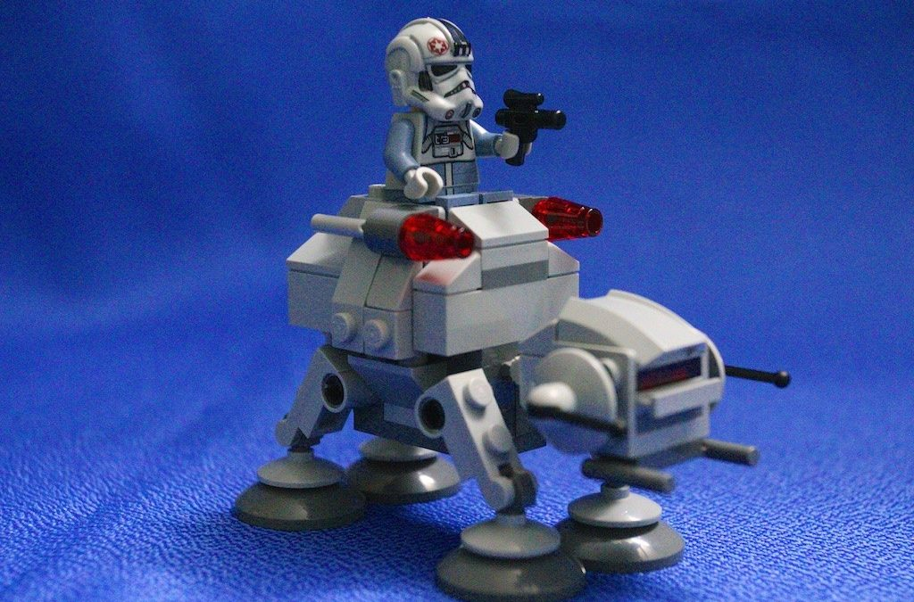 Star Wars Lego Microfighters Series 2 – 75075 AT-AT