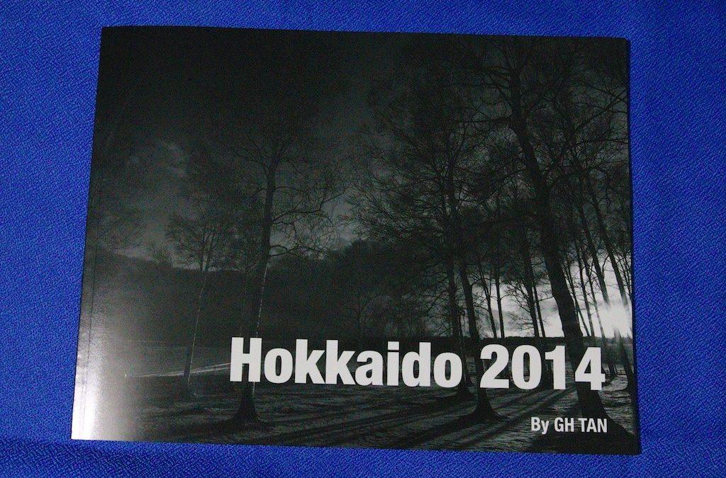 Hokkaido B&W Landscapes Photo Book (Draft)