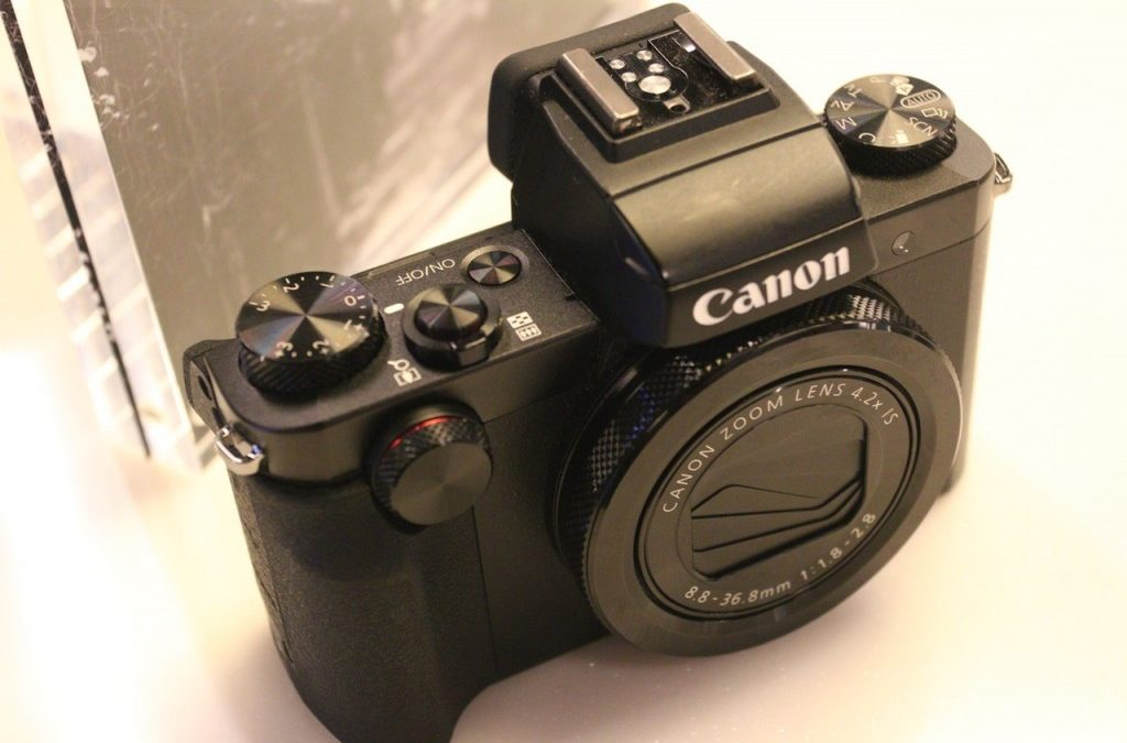 Canon announced PowerShot G5 X