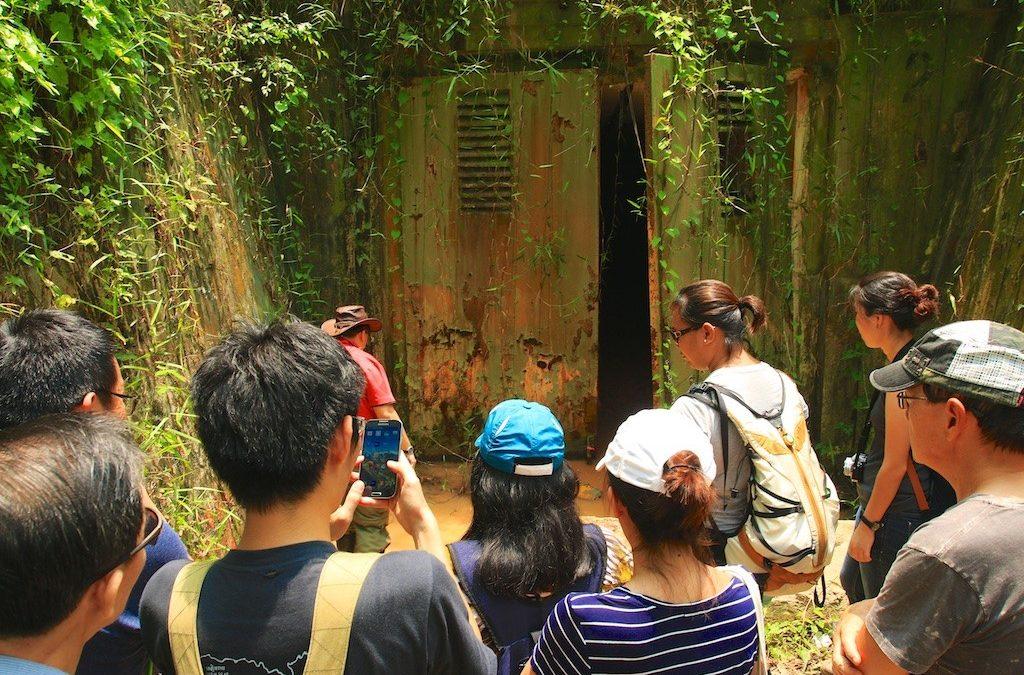 Attap Valley Bunker Heritage Trail