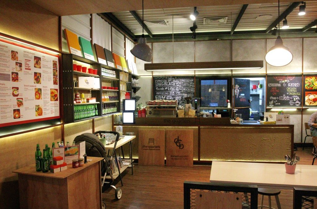 The Quarters – Local Fusion Food Haven