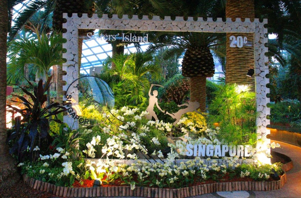 Discover Singapore Legends at Gardens By The Bay