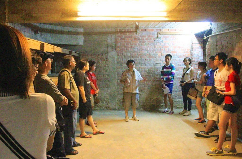 Tiong Bahru Air Raid Shelter Heritage Tour