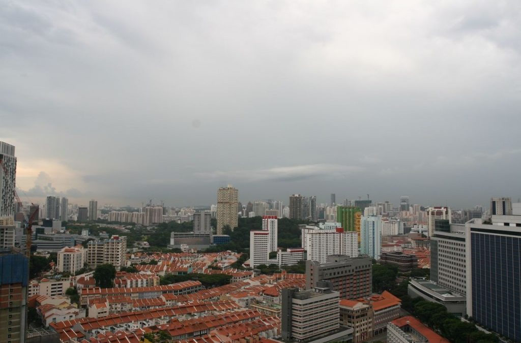 View from 27th Floor