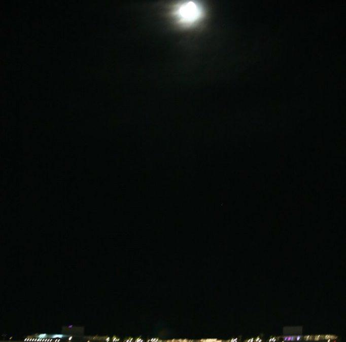 Partial Lunar Eclipse !!