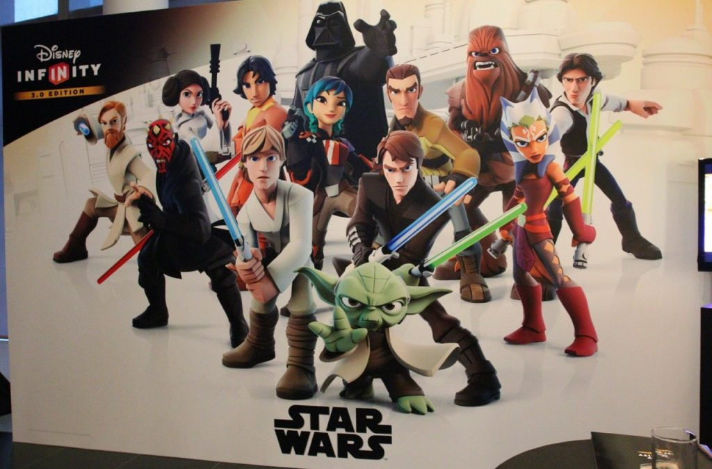 Star Wars™ Joins All-New Disney Infinity 3.0