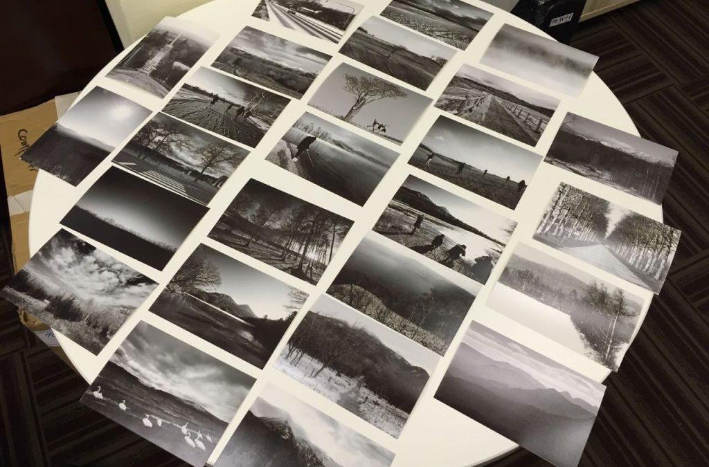 My 1st Photo Book – Hokkaido B&W Landscapes