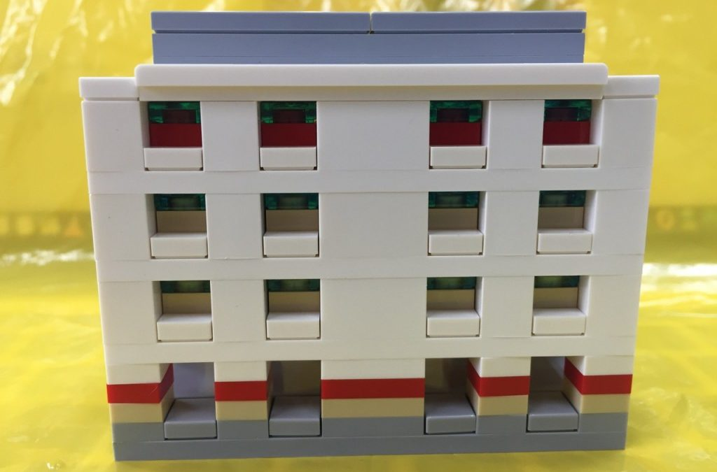 Lego SG50 Limited Edition Mini Builds – HDB and Cable Car