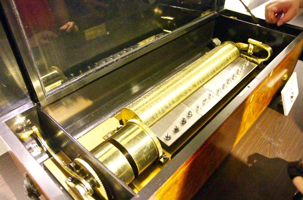 Treasures of the Singapore Musical Box Musuem