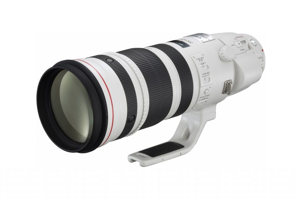 Canon announced EF 200-400mm f4 L IS USM with 1.4X Extender