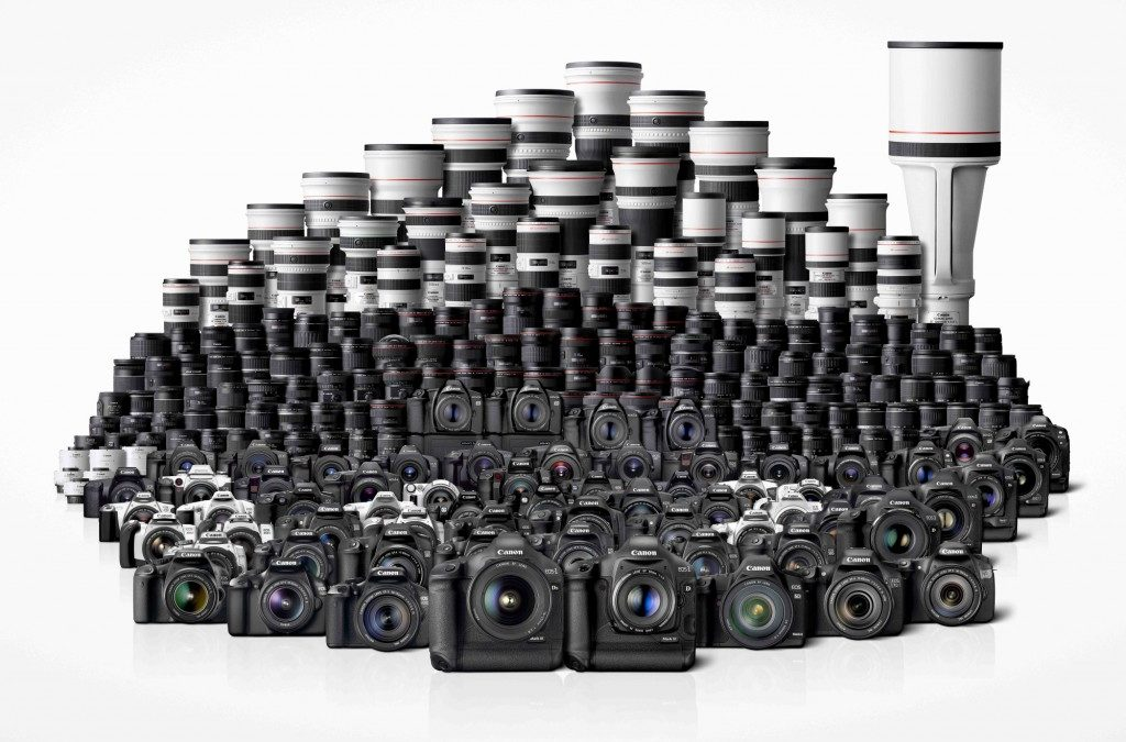 """Canon Launches """"Try and Buy"""" programme for its lenses"""