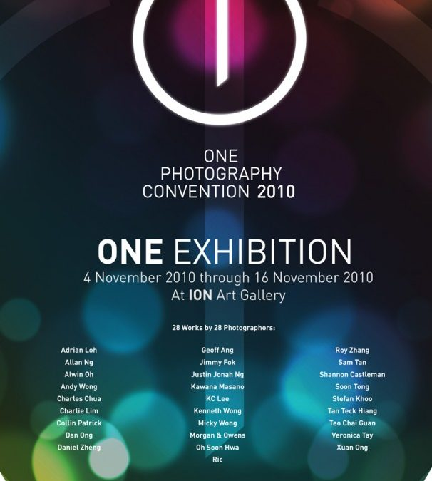 ONE Photography Convention 2010