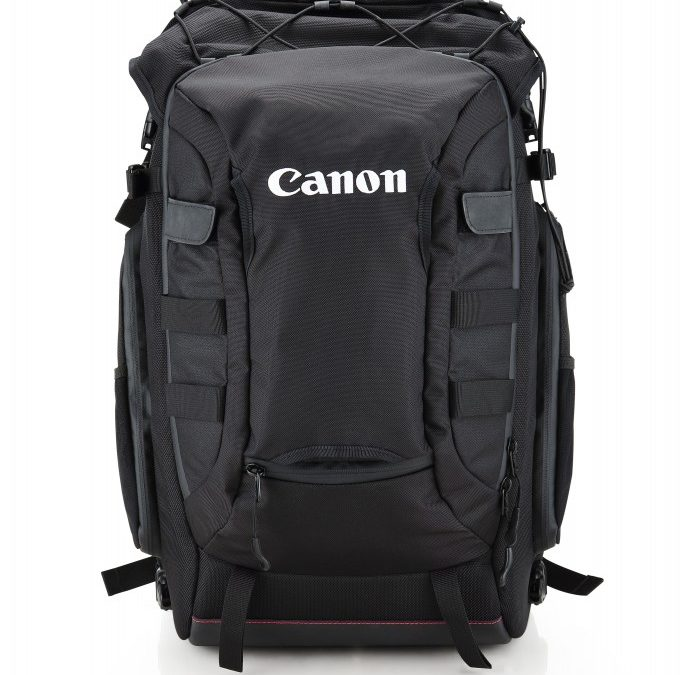 Canon Unveils New Exclusive Line Up of Bags