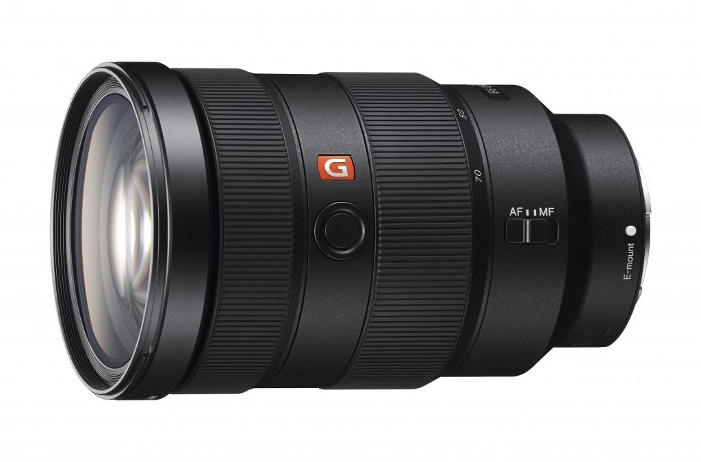 Sony Launched New G Master™ Brand of Interchangeable Lenses