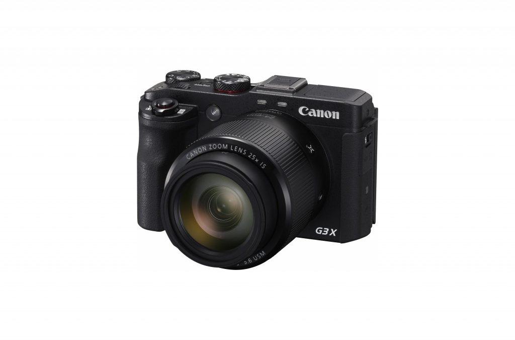 Canon Announced PowerShot G3 X